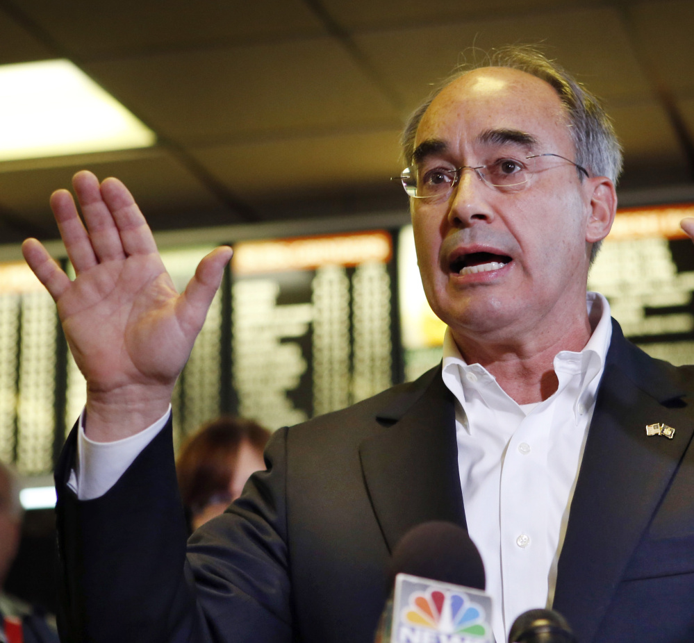 A super PAC devoted to supporting President Donald Trump plans to spend $1 million to help U.S. Rep. Bruce Poliquin win re-election in Maine's 2nd Congressional District.