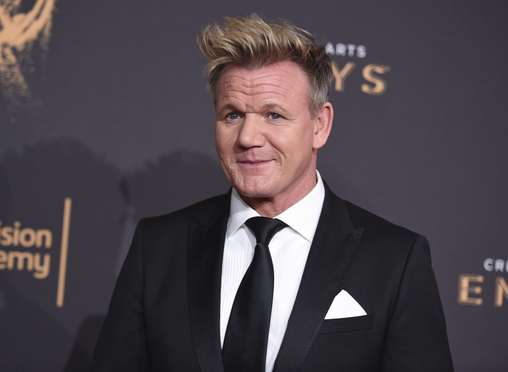 "Gordon Ramsay's spokeswoman told the AP that an article from a hoax site that claimed Ramsay declined service to NFL players at one of his restaurants was ""nonsense."" In fact, the restaurant mentioned in the piece does not exist."