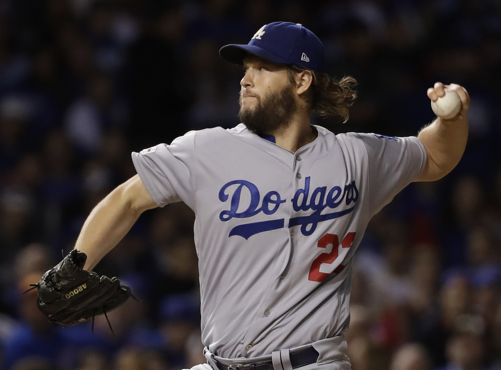 Los Angeles will send ace Clayton Kershaw to the mound in Game 1 of a World Series that sees Justin Verlander on the opposing team.
