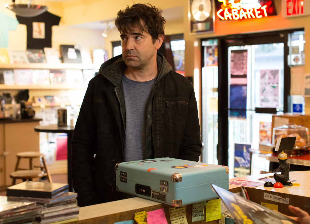 "Ron Livingston as Sam Loudermilk in ""Loudermilk,"" which premiered this month on the AT&T/Audience Network."