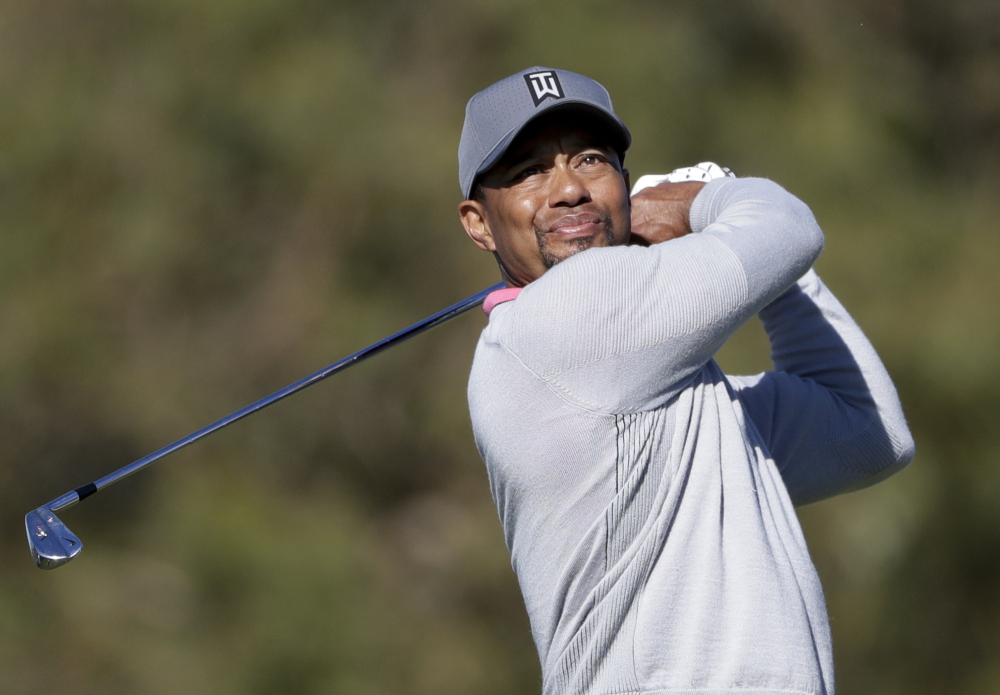 Tiger Woods has had four back surgeries in a little more than two years and has not played since last February.