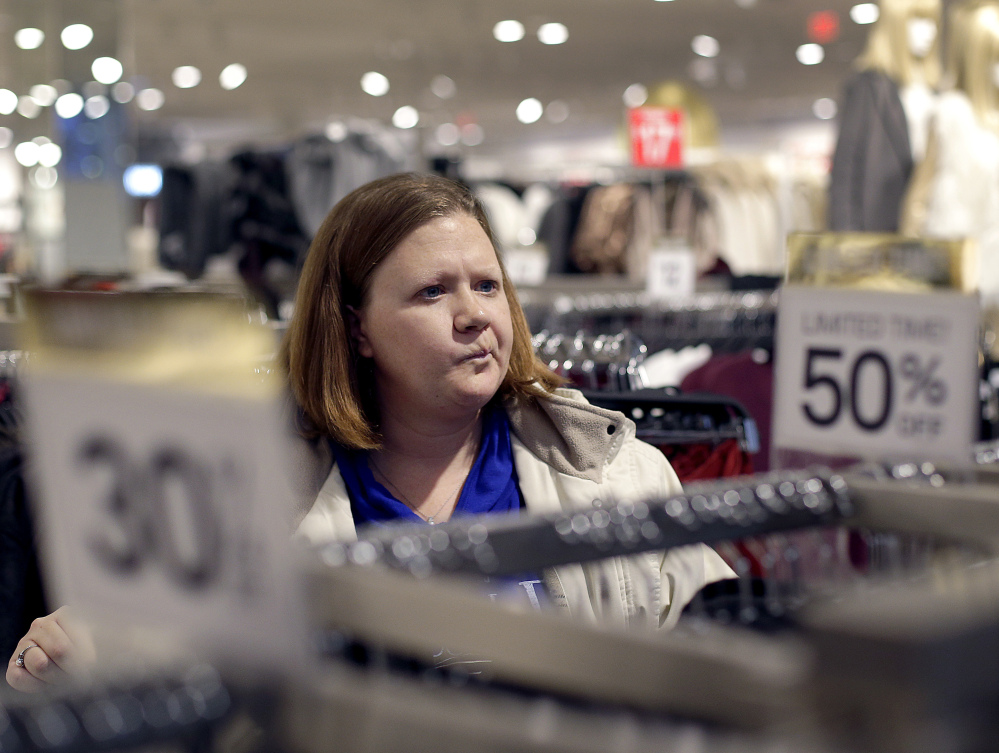The October confidence readings suggest the economy will continue expanding at a solid pace for the remainder of the year, a Conference Board economist said.