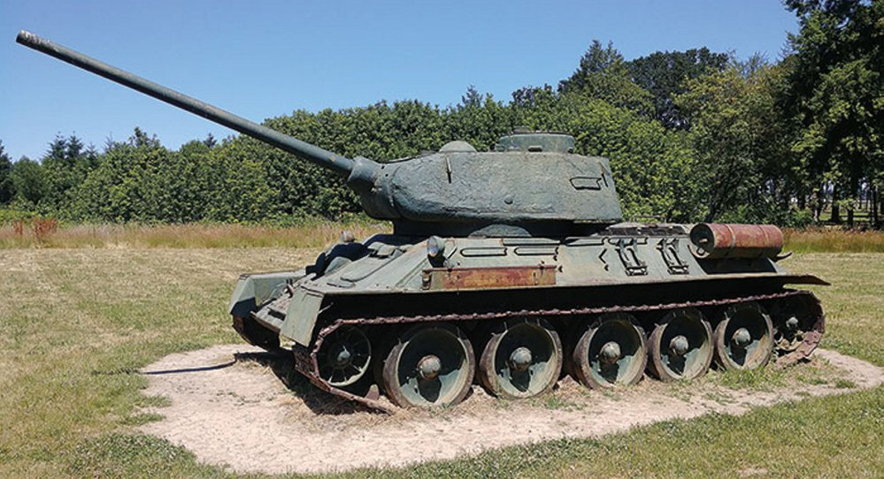 For those who wish to combine firepower with mobility, James D. Julia Auctioneers is offering a Soviet T-34/85 tank, the modified version of the original T-34 that took on Nazi Germany's Panther tanks from 1943 to the end of World War II, expecting bids between $45,000 and $85,000.