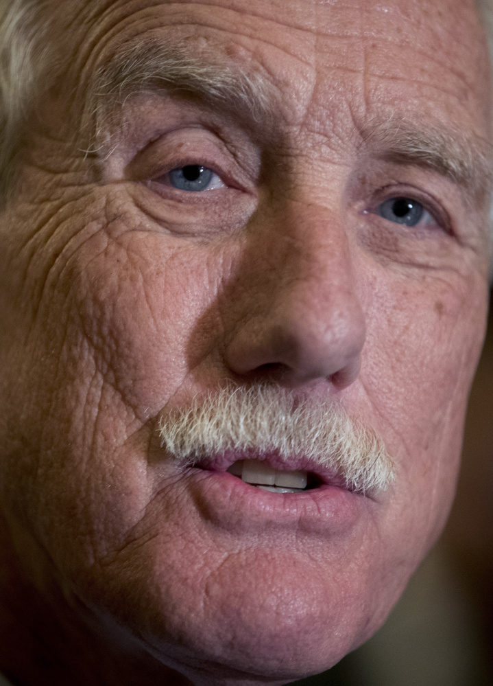 "Sen. Angus King: ""The Russians need to know there is a price to be paid."""