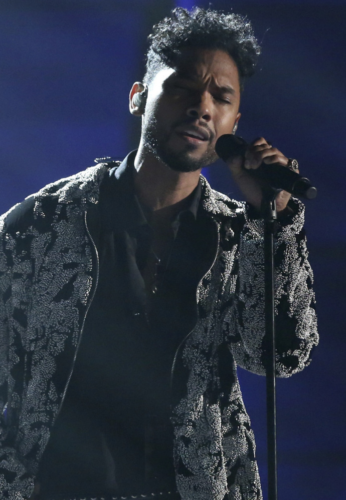 Grammy-winning singer Miguel was angered after hearing of immigrants facing harsh detention conditions.
