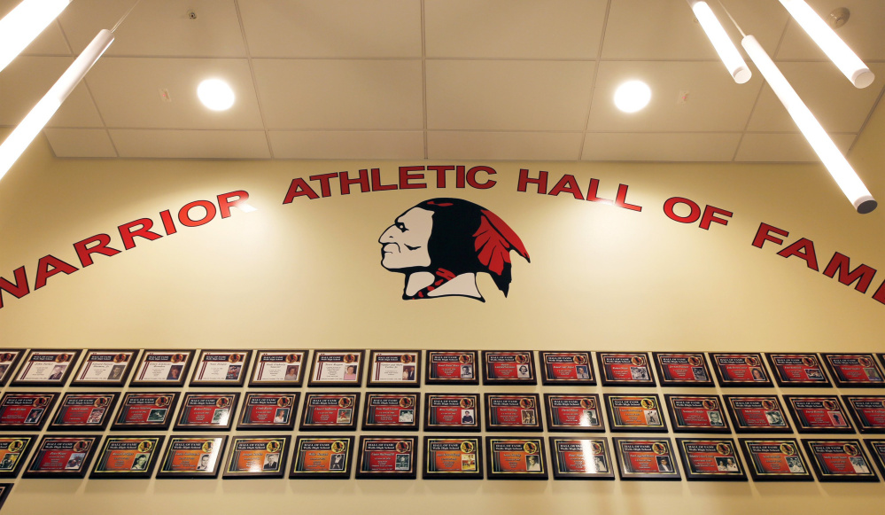 Those who defend Wells High School's nickname and mascot, above, don't explain why Native Americans get so little say in how they are represented.