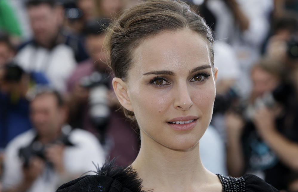 Natalie Portman won Israel's 2018 Genesis Prize, widely known as the