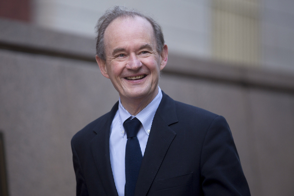David Boies, chairman of Boies Schiller & Flexner, in 2014.