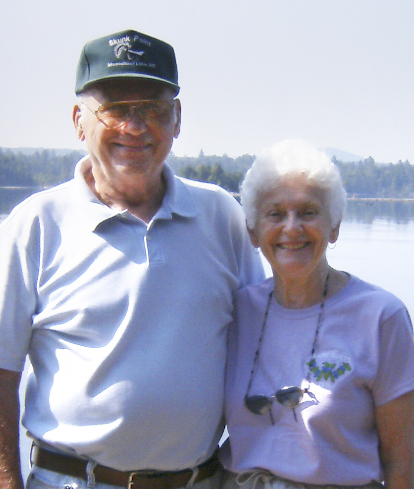 Davis and Dorothy McFadden were married for 67 years and died 53 days apart.