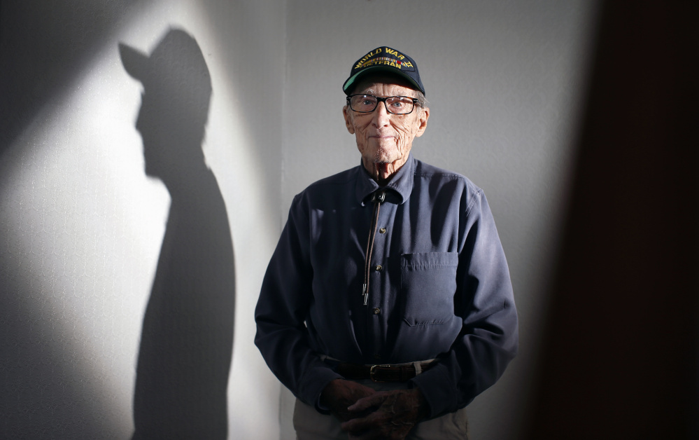 Barry Scott is a 93-year-old Army veteran who was a prisoner of war during World War II and earned a Bronze Star for his service. Despite the honors, he kept quiet about his wartime experiences for decades. His family has only recently learned his stories from the war in Europe.