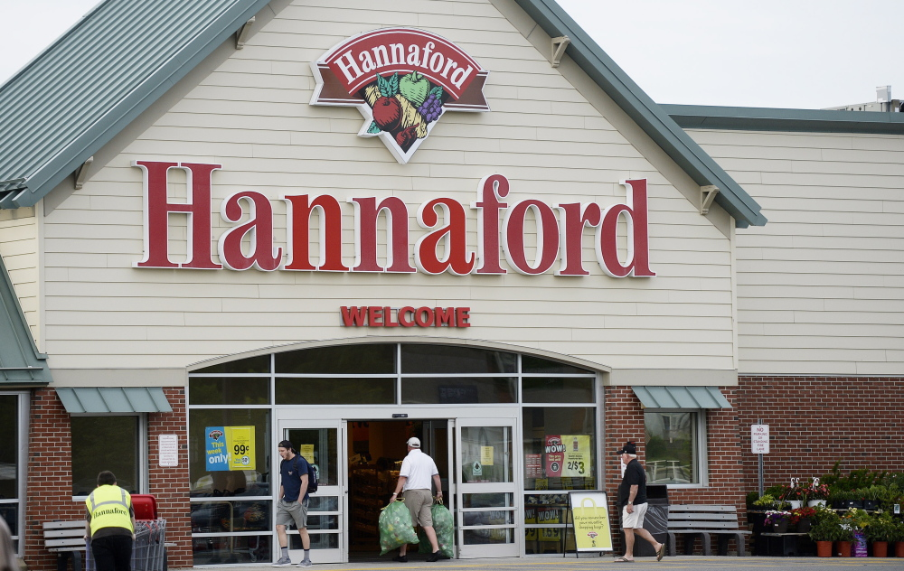 A local environmental group gives Hannaford Supermarkets a zero score for addressing chemical safety in its products.