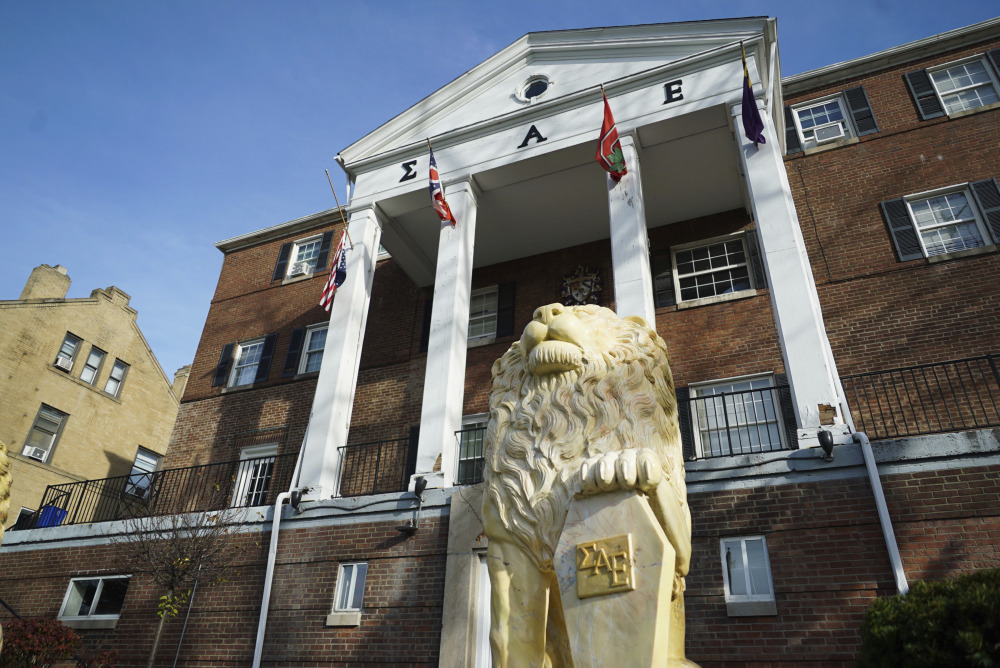 Ohio State University, home to the Sigma Alpha Epsilon fraternity house, has joined a growing list of schools hitting pause on Greek life as they grapple with how to prevent hazing, alcohol misuse and other misconduct.