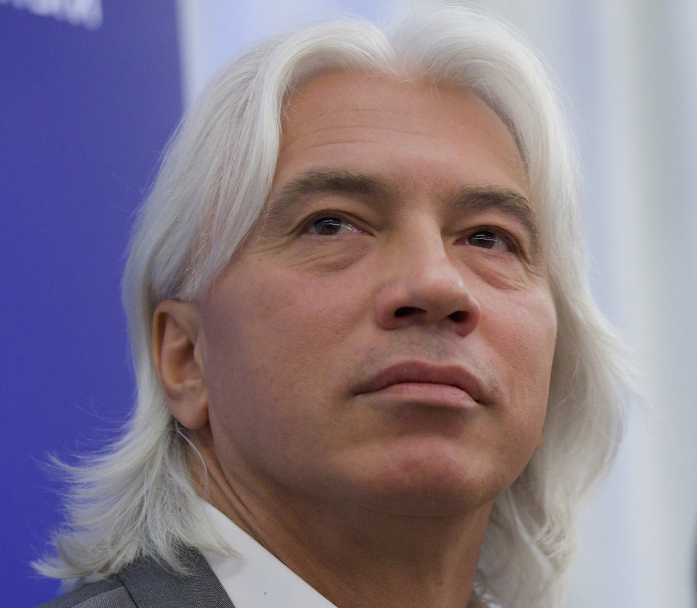 Acclaimed opera singer Dmitri Hvorostovsky, who was often hailed as a successor to Luciano Pavarotti, was known for his brooding sound.