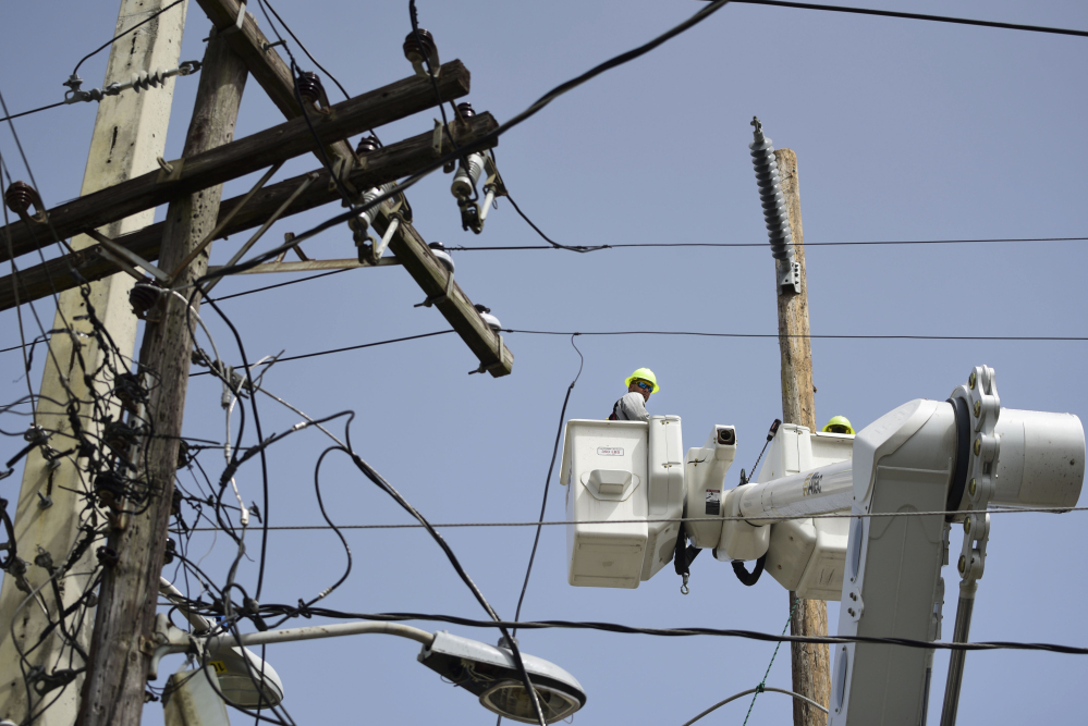 Two months after Hurricane Maria devastated Puerto Rico, over half its residents are still without power as lines in San Juan and other places have yet to be repaired. Maine-based ReVision Energy plans to aid the island with small systems powered by the sun.