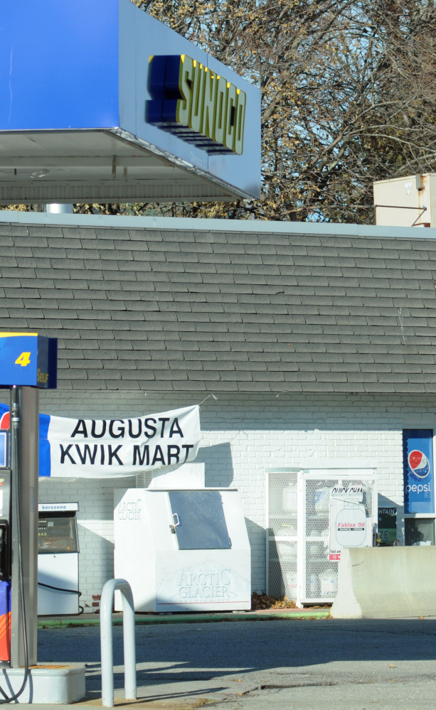 Augusta police say a Windsor man robbed this Western Avenue convenience store Thursday.