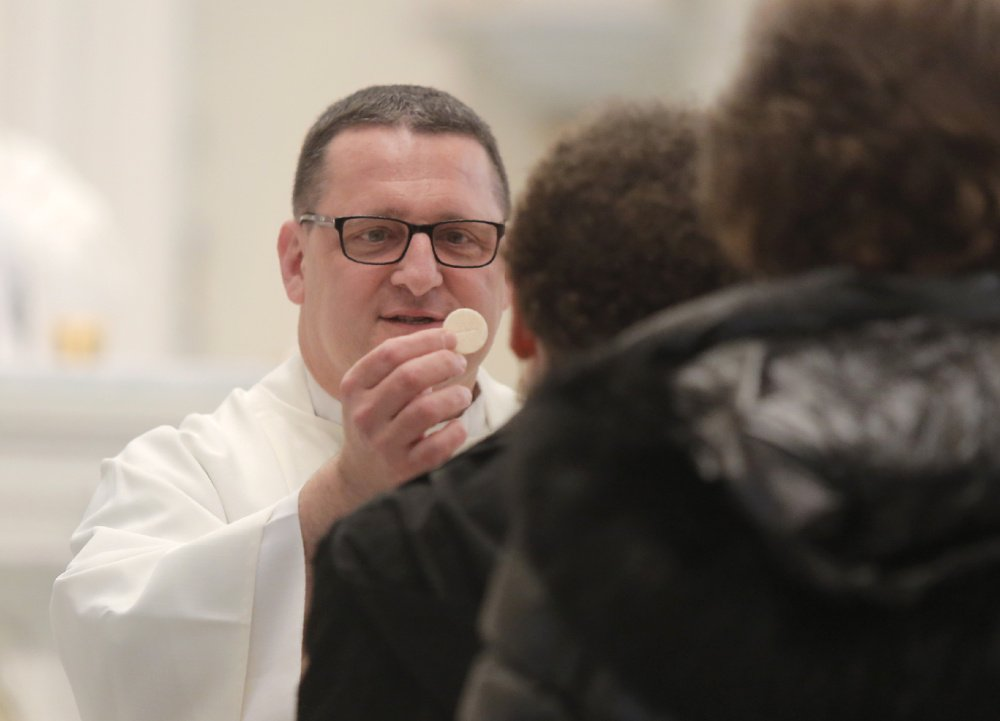 Diocese's newest priest embarked on an unorthodox path ...