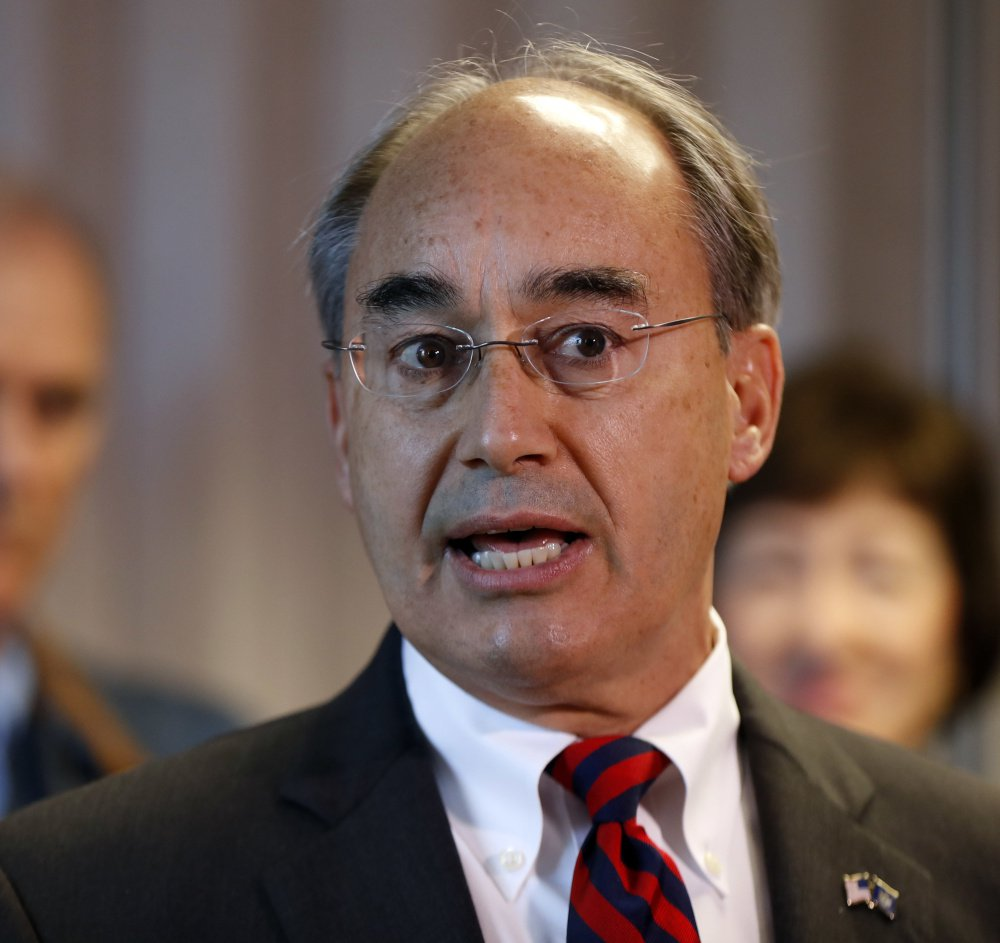 U.S. Rep. Bruce Poliquin, R-2nd District