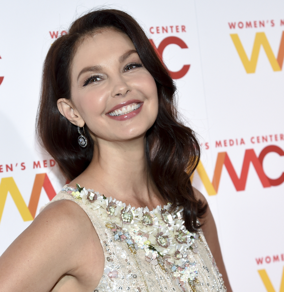 Ashley Judd was one of the first to publicly accuse film mogul Harvey Weinstein of sexual harassment.