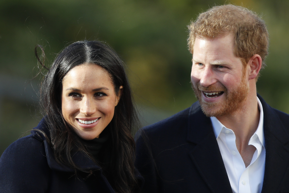 American actress Meghan Markle, Prince Harry's fiancee, eats vegan on weekdays.