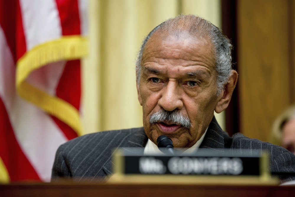 Rep. John Conyers, D-Mich., ranking member on the House Judiciary Committee, announced his retirement Tuesday. Conyers has been accused of sexual harassment of his staff.