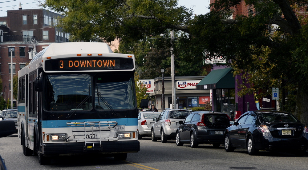 By working with Greater Portland Metro to extend bus service to Westbrook and Gorham, the University of Southern Maine will be contributing to the health of the regional economy.