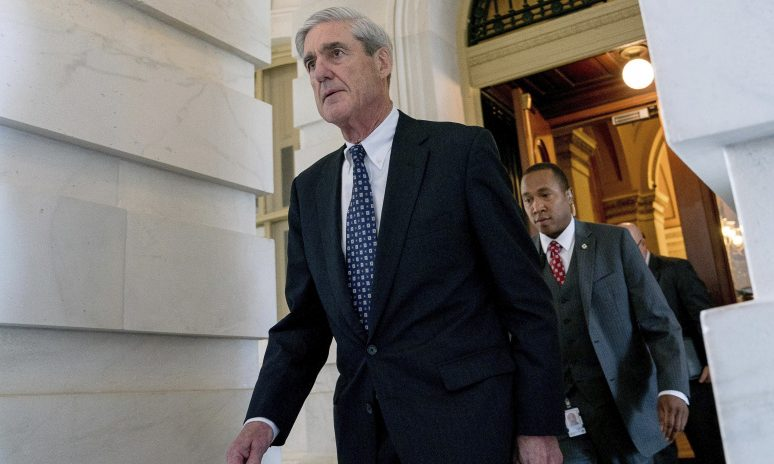 There is no reason to undercut Special Counsel Robert Mueller's investigation of Russian involvement with the Trump campaign other than giving political cover to people who have something to hide.