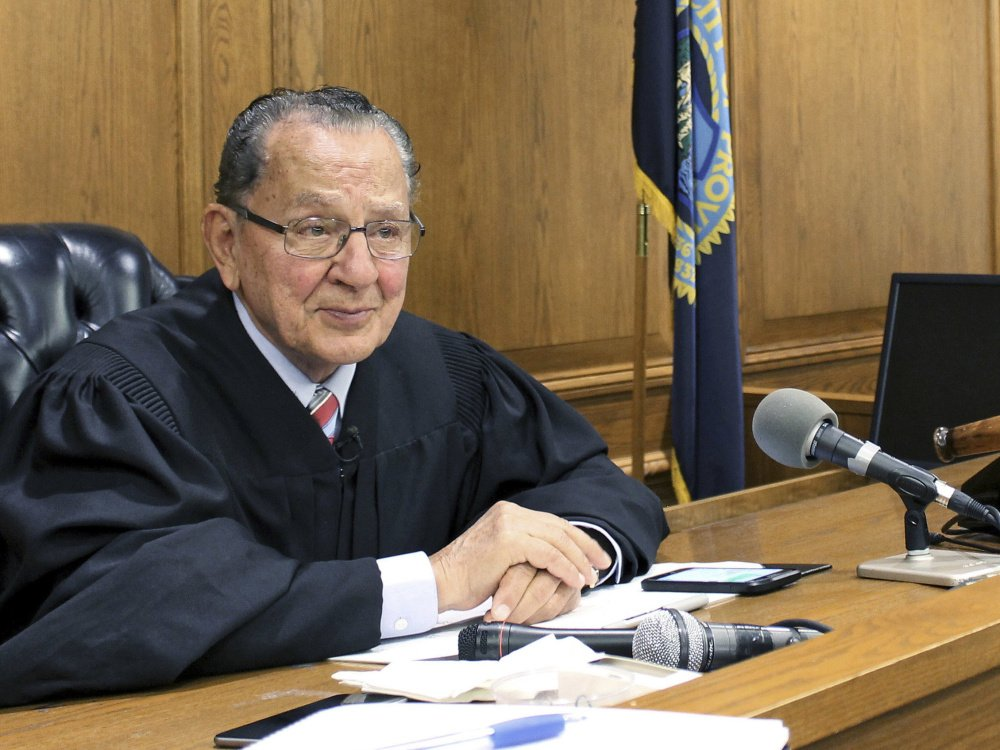 "Providence, R.I., Municipal Court Judge Frank Caprio. FOX Television has picked up the 81-year-old judge's local show ""Caught in Providence"" for airing in major markets."