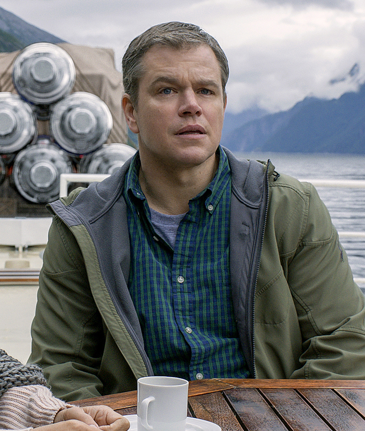 Matt Damon has been singled out for comments defending men accused of sexual harassment.