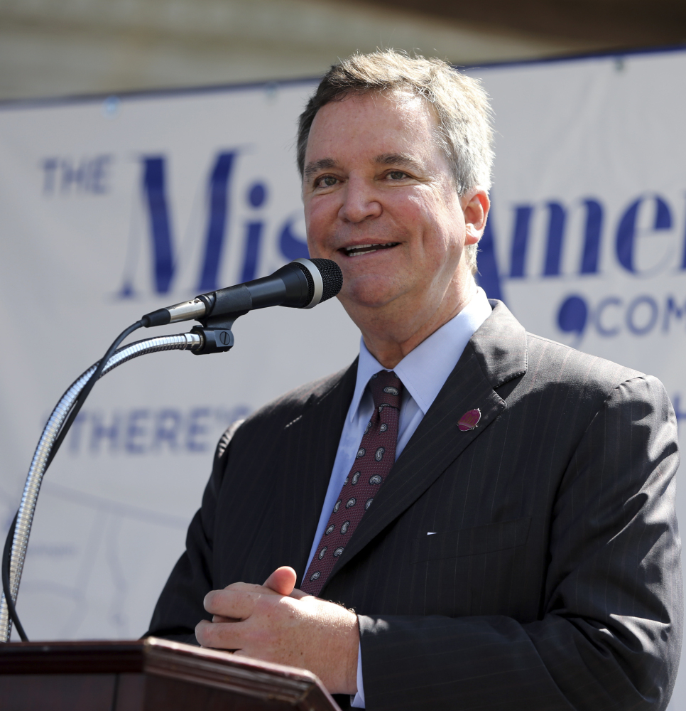 Sam Haskell resigned Saturday as CEO of the Miss America Organization. The president and chairman of the organization also quit after crass emails to staff and board members were published.