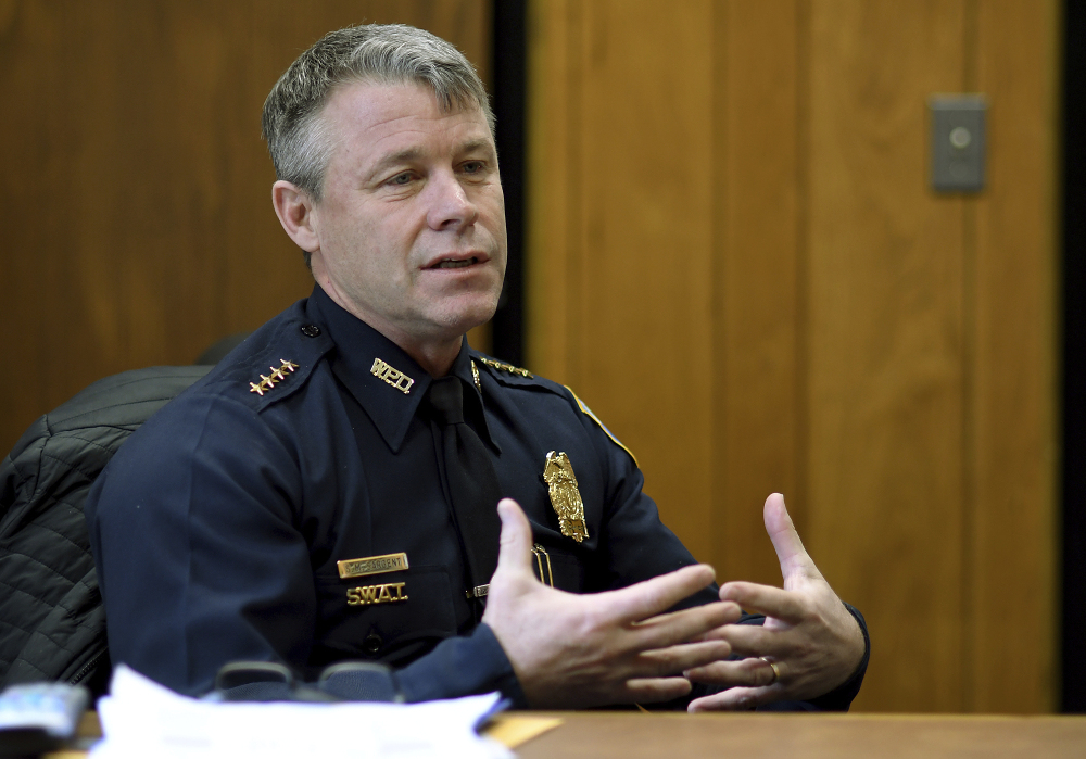 Worcester  Police Chief Steven M. Sargent attended a seminar on counter-terrorism in Israel. He says what he learned there will allow Worcester to improve procedures.