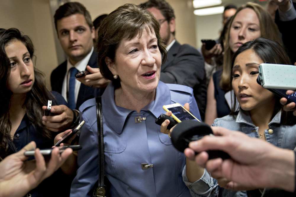 A reader says that Maine Sen. Susan Collins' defense of the new tax law is deficient and that Republican celebrations mock the rest of us.