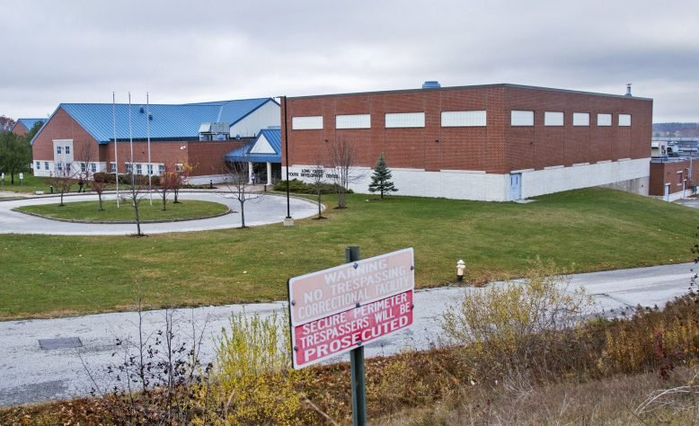 Long Creek Youth Development Center in South Portland.