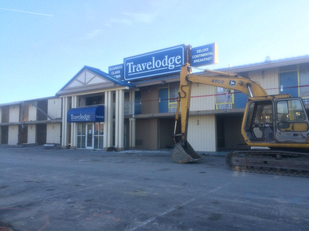 Construction begins on hotel to replace Travelodge - Keep Me Current