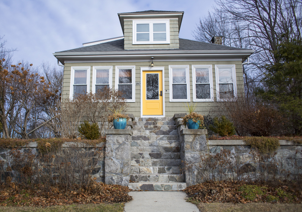 Short-term rentals in the Willard Beach area of South Portland include 180 Preble St. A reader says problems with tenant behavior are unusual.