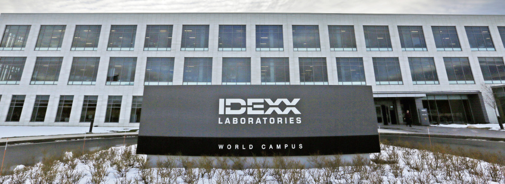 Idexx Laboratories in Westbrook will hold an informational neighborhood meeting about its expansion project at 6 p.m. Monday at the Westbrook Communty Center.