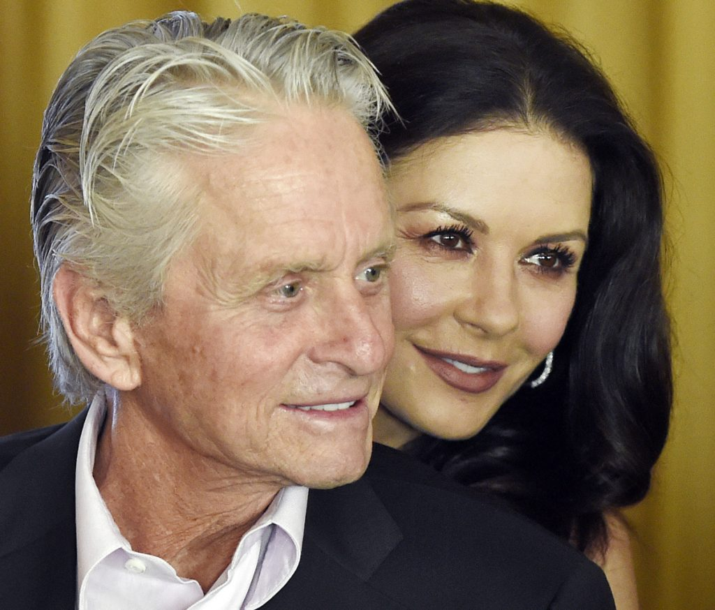 Catherine Zeta-Jones Responds to Michael Douglas' Statement Denying Pending Allegations
