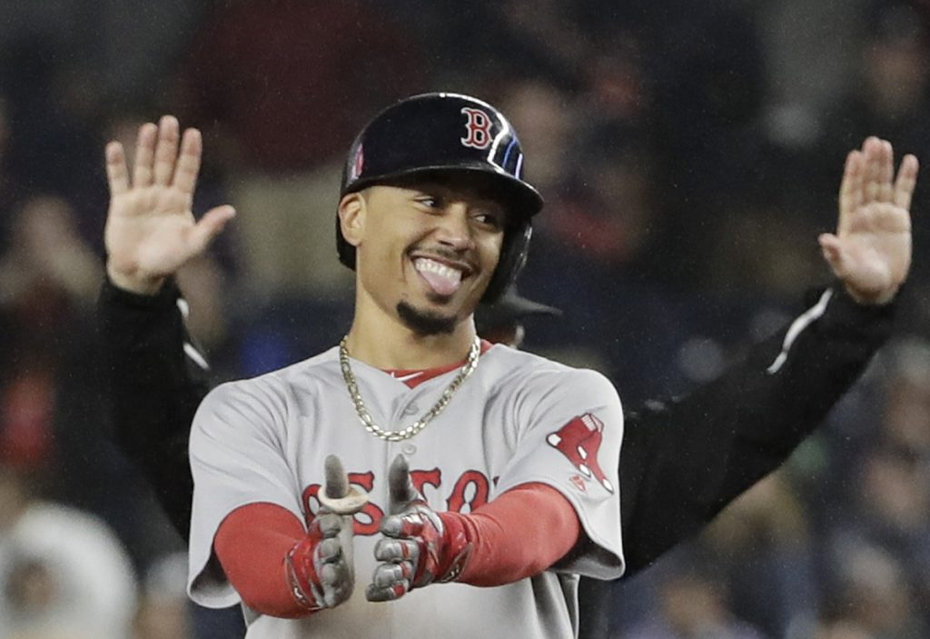 Mookie Betts wants $10.5 million next year, the Red Sox want to pay him $7.5. million. A classic impasse, but Boston should remember he heads to free agency after three more seasons.