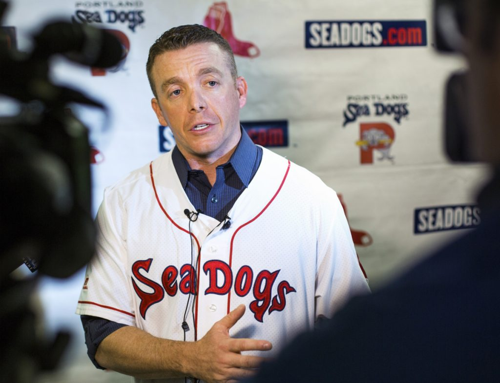 Darren Fenster is the 13th manager in the 25-year history of the Portland Sea Dogs. One former player calls him 'one of the best teachers in the game.'