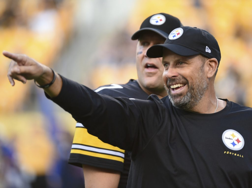 Todd Haley's stint as offensive coordinator for the Steelers is over. He will not have his contract renewed after spending six years making the Steelers into one of the more potent offenses in the NFL.