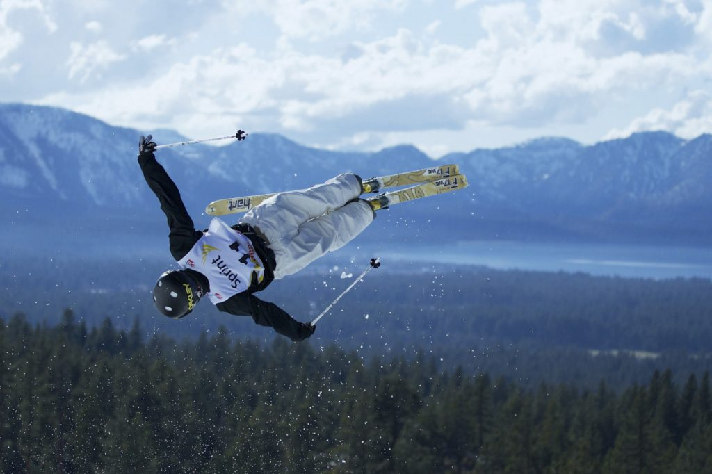 Troy Murphy of Bethel was notified Monday evening that he has been named to the U.S. Olympic men's moguls team.