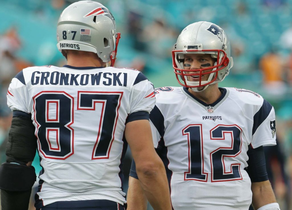 Tom Brady and Rob Gronkowski will be two of the first names brought up when historians discuss the New England Patriots' dynasty in years to come. But for a franchise that's been so successful, there are few other legendary players who immediately come to mind.