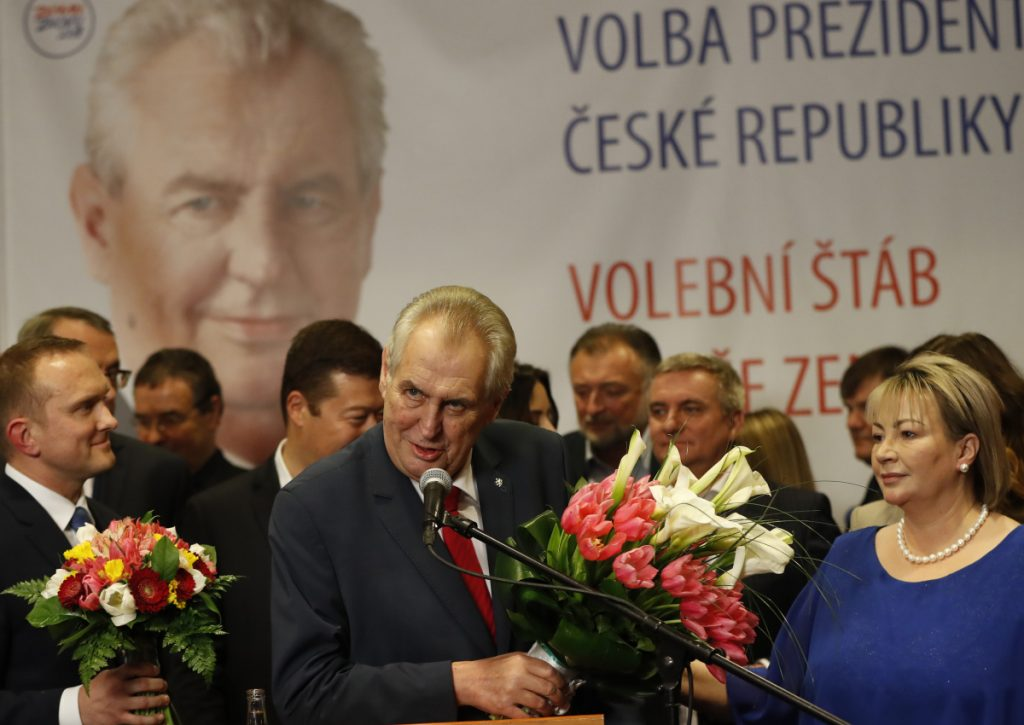 Czech President Milos Zeman secured another five-year term in Saturday's election. The victory by the close ally of Russia is a major blow to pro-Western forces in the Czech Republic.