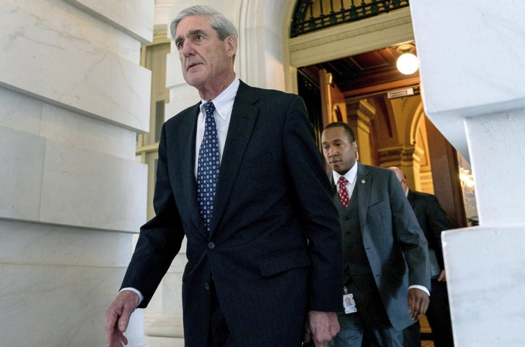 Republicans in Congress appeared divided Sunday over protecting Robert Mueller III, the special counsel probing Russian interference in the 2016 election.