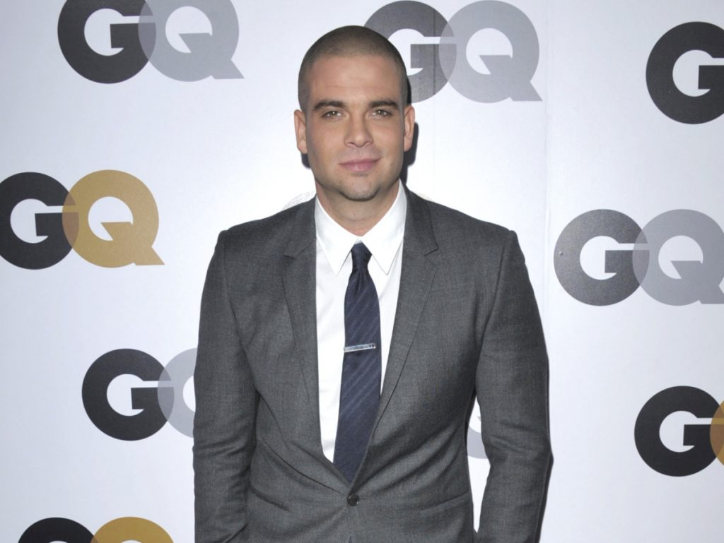 Mark Salling attends the GQ
