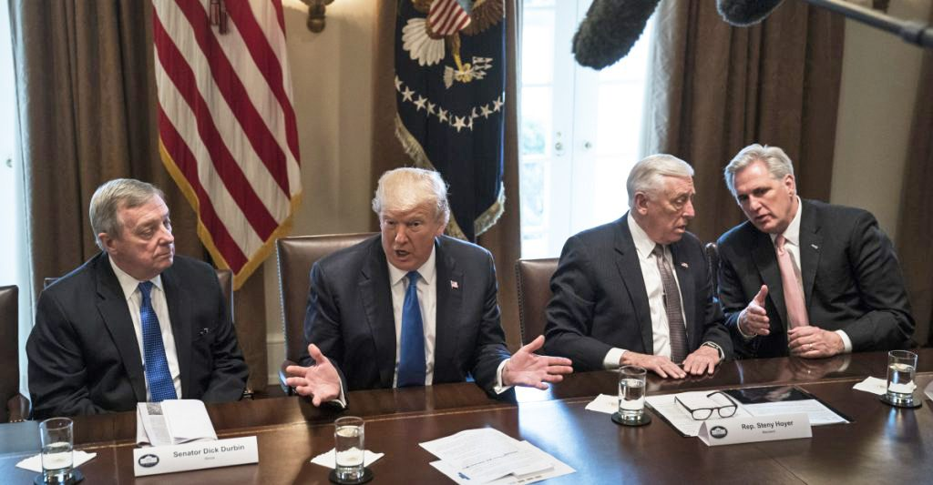 In a betrayal of American ideals, President Trump reportedly used crude language to tell congressional leaders this week that they should exclude immigrants from poor countries.