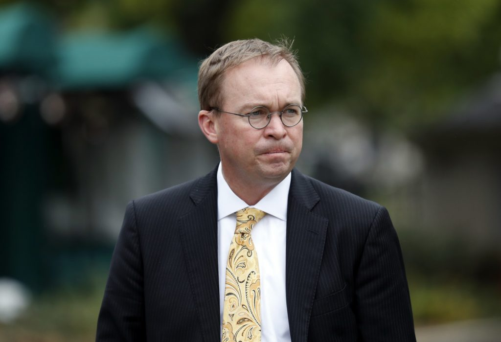 Mulvaney reorganizes CFPB Office of Fair Lending