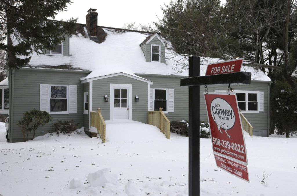 United States 30-year mortgage rates hit 13-month high: Freddie Mac