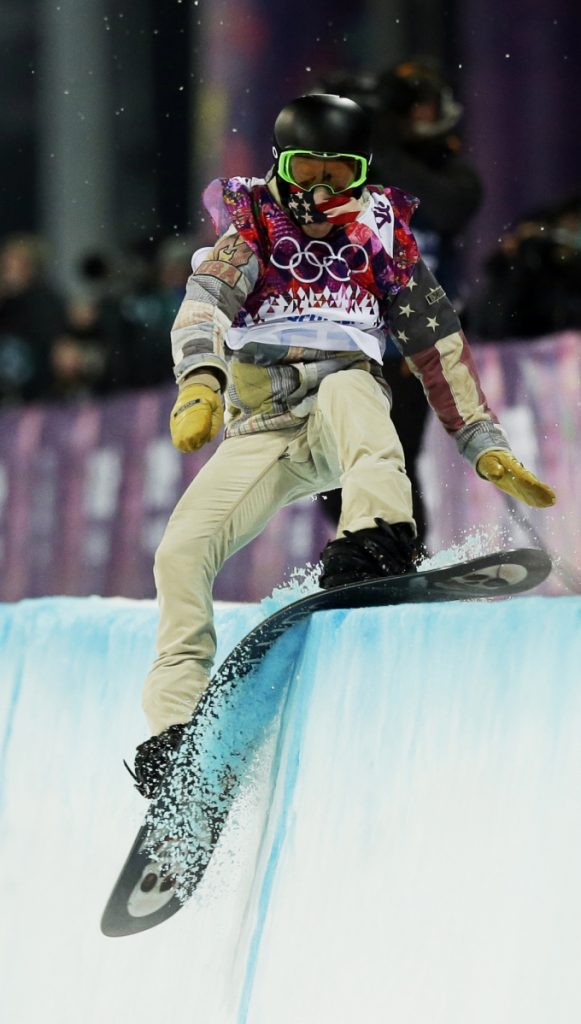 Shaun White of the United States is back in the Olympics after a daring, out-of-the-ballpark run in Colorado. But was his effort perfect? And would it have been ruled perfect for others?