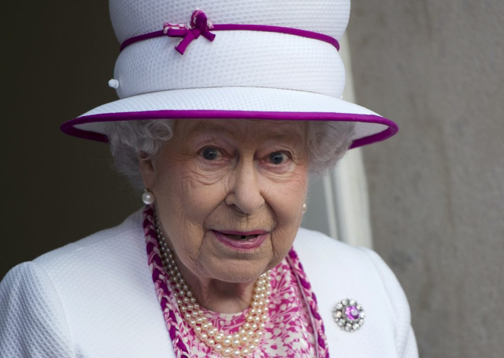 Queen goes green, bans plastic cups, drinking straws from her palaces