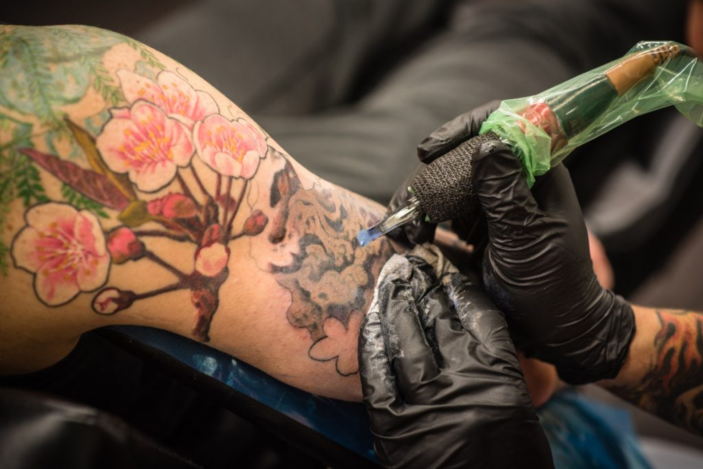 Another proposed rule defeated by tattoo artist Fatty would have required a 24-hour waiting period between the time a customer asks for a tattoo and the actual inking.
